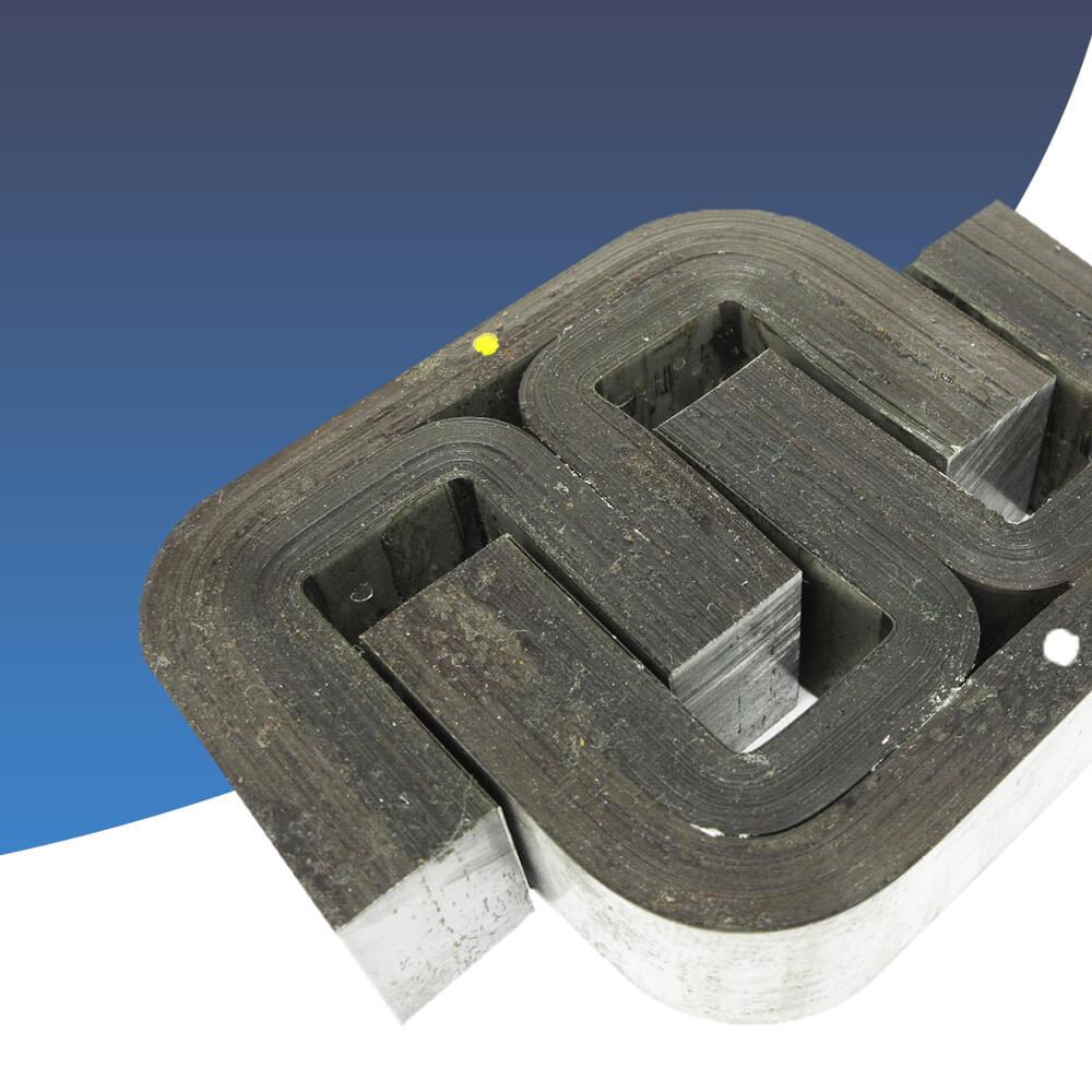 Трёхфазная стержневая конструкция - ТЛ