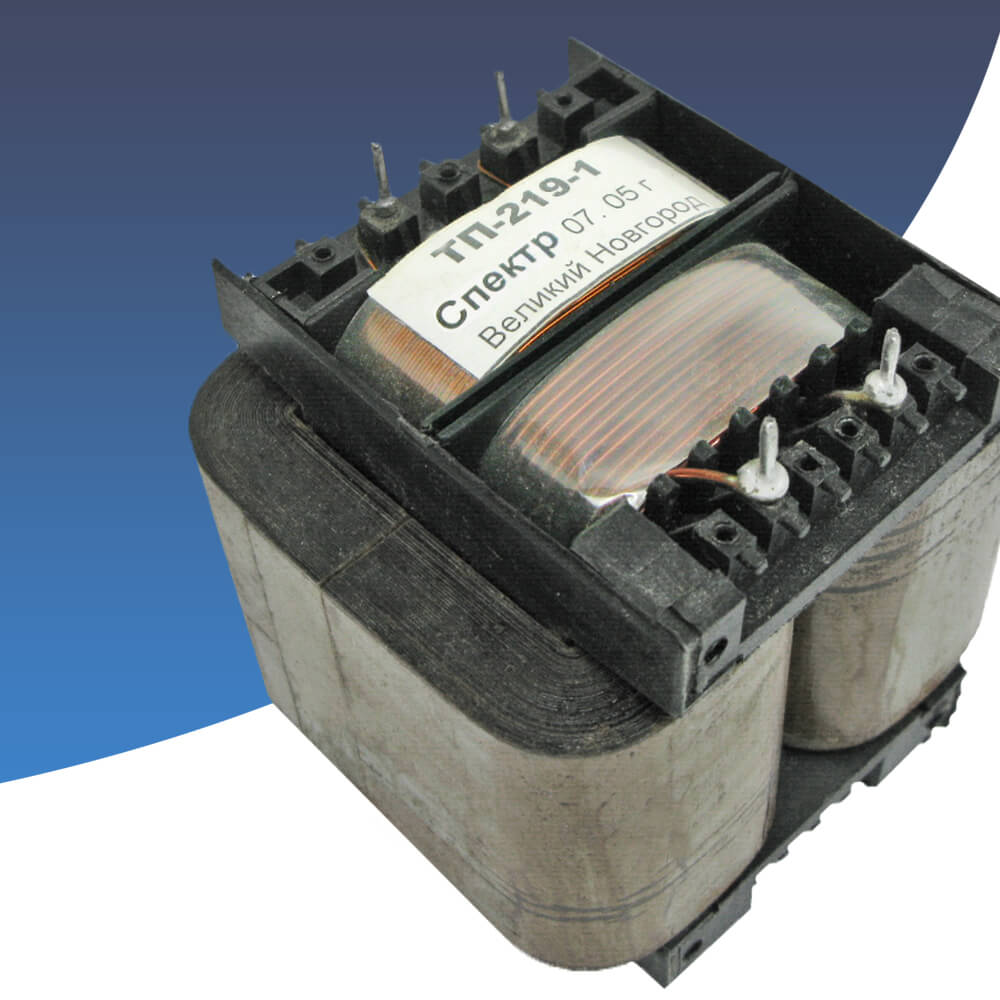 Броневая конструкция, витой магнитопровод