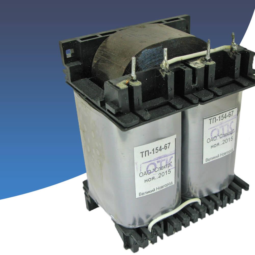 Стержневая конструкция, витой магнитопровод